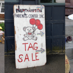Annual Tag Sale and Bake Sale 2017