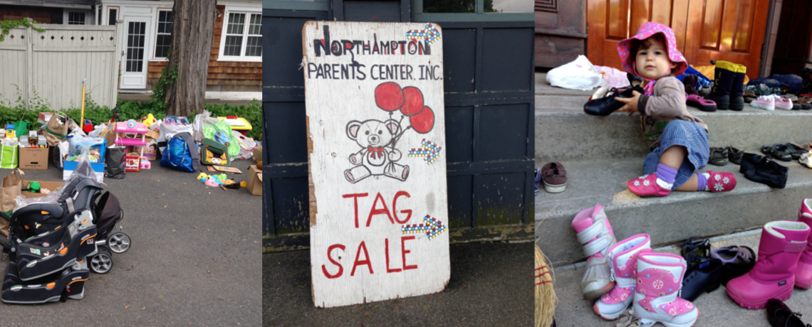 Annual Tag Sale is May 21st! Save the date!
