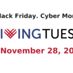 Giving Tuesday – November 28th!